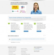 BusinessEQ Home Page