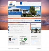 Kalbarri Seafront Villas web design