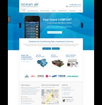 Ocean Air Geraldton Home Page