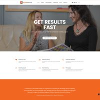 Flash Marketing web design