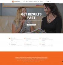 Flash Marketing web design