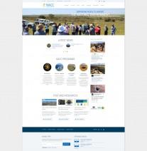 NACC web page design