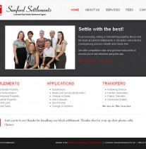 sanford-settlements