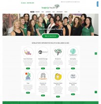 straighup-health-home-page