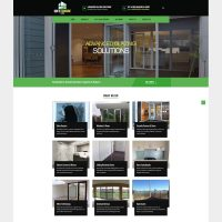 westshore-glass-home-page-design