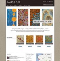 Yamaji Art Home Page